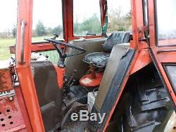 Massey Ferguson Forestry Tractor Skidder Winch