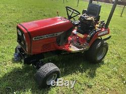 Massey Ferguson Gc2300 4x4 Compact Tractor 2009 Road Registered NO VAT