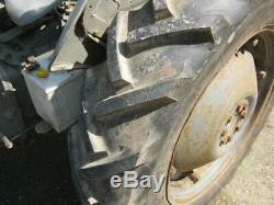 Massey Ferguson Grey Fergi Vintage Tractor 1950 Ted20 Diesel