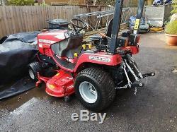 Massey Ferguson/ Iseki Compact Tractor 4wd GC2300