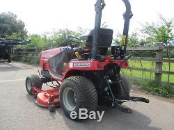 Massey Ferguson John Deere Iseki Compact Tractor Txg23 Gc2300 4wd Diesel