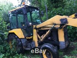 Massey Ferguson Loader Tractor 50 HX 590