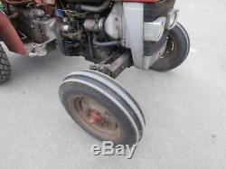 Massey Ferguson MF130 2WD Tractor Vintage Classic Barn Find