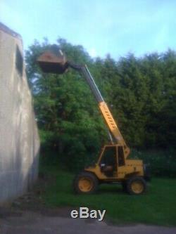 Massey Ferguson MF25 Telehandler Builder, Self Build, Smallholding not JCB