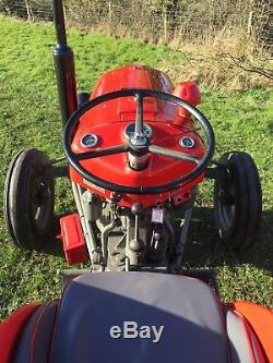 Massey Ferguson MF35 3 Cylinder Perkins Great Condition