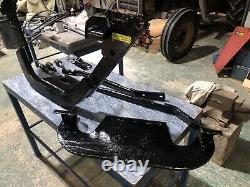 Massey Ferguson MF80 loader Inc Brackets & Hydraulics
