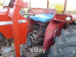 Massey Ferguson MF 165 Multi Power Tractor