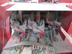 Massey Ferguson MF 20 Conventional Baler -fully working