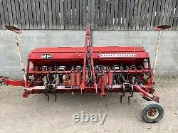 Massey Ferguson MF 30 Seed Drill NO VAT