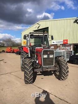 Massey Ferguson MF 390T Tractor