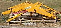 Massey Ferguson MF 50B/50D/HX Models Loader NVC0992