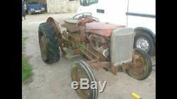 Massey Ferguson Mf35 Tractor