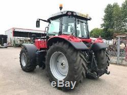 Massey Ferguson Mf7718 Tractor Listing Including Vat 51069055