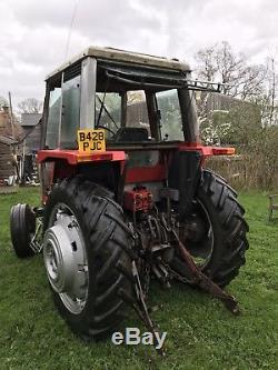 Massey Ferguson Mf 690 tractor