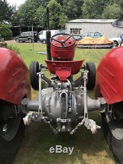 Massey Ferguson Mk2 65 Vintage Tractor