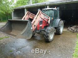 Massey Ferguson Model 2225 Tractor