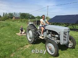 Massey Ferguson T20 Tractor