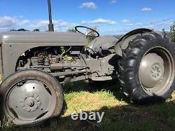 Massey Ferguson TEA20 tractor