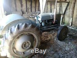 Massey Ferguson TEF 20 Diesel Tractor