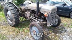 Massey Ferguson TET 20 Diesel