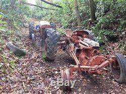 Massey Ferguson Tef 20 Tractors Diesel