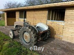 Massey Ferguson Tef 20 tractor diesel