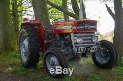 Massey Ferguson Tractor 135 MF135