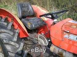 Massey Ferguson Tractor 152 135