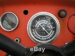 Massey Ferguson Tractor 158