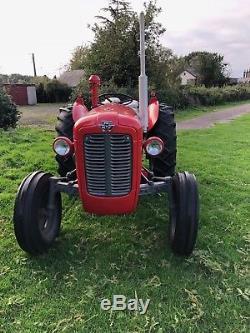 Massey Ferguson Tractor 1963 35X