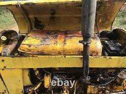 Massey Ferguson Tractor 203 135 Industrial