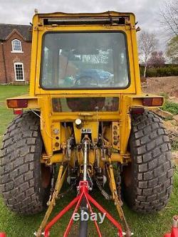 Massey Ferguson Tractor 20d same as 550