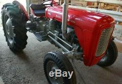 Massey Ferguson Tractor 35 MF35