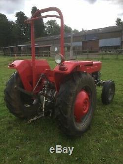 Massey Ferguson Tractor MF135 1966