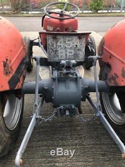 Massey Ferguson Tractor mf 35