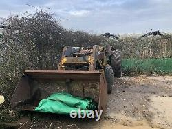 Massey Ferguson Yard tractor With Loader