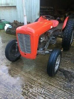 Massey Ferguson fe35 tractor 4Cyl diesel Very good and clean condition