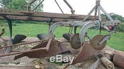 Massey / Ferguson fergie t20 te20 petrol tvo tractor 1951