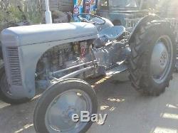 Massey / Ferguson te 20 tvo tractor classic