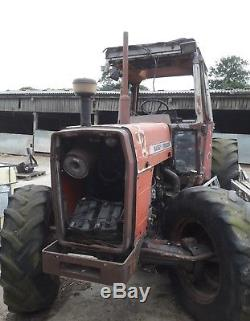 Massey / Ferguson tractor