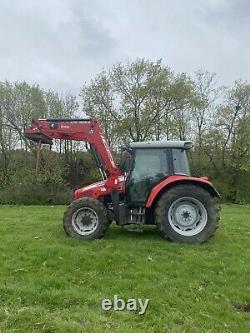 Massey Ferguson tractor 5455