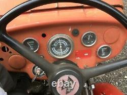 Massey Fergusson 135 MkIII Vineyard tractor