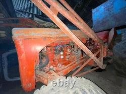 Massey Harris Ferguson TE-20 TVO/Petrol Vintage Tractor 1949-1956 with loader
