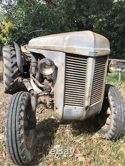 Massey-Harris. Ferguson Vineyard TEK 20 Classic / Vintage Tractor