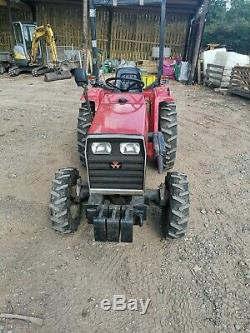 Massey ferguson 1020 Compact Tractor