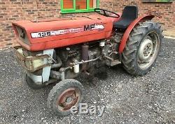 Massey ferguson 135 MKIII Vine Yard tractor