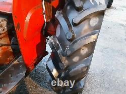 Massey ferguson 135/antique tractor/vintage tractor/massey/ferguson/tractor