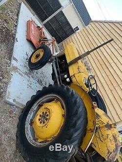 Massey ferguson 135 tractor 2135