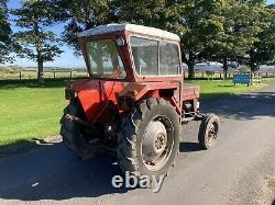 Massey ferguson 135 tractor, Road Regd, Duncan Cab, Original, Tidy, Classic