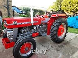 Massey ferguson 135 tractor classified
